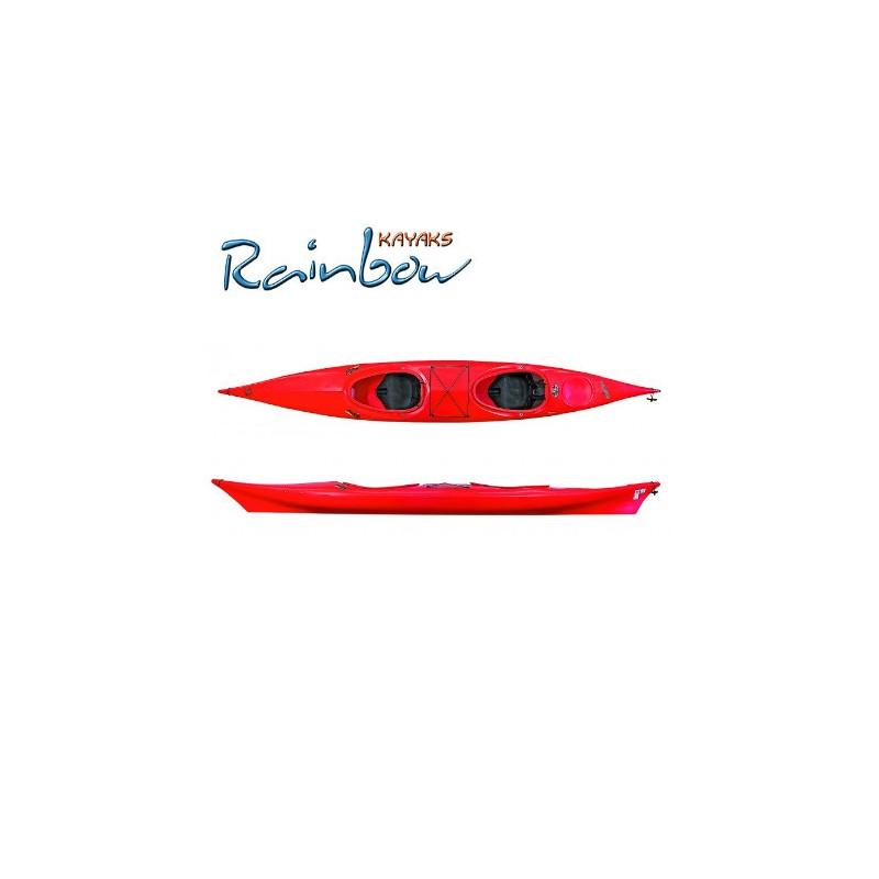 Kayak da mare Rainbow OASIS TWIN BASE
