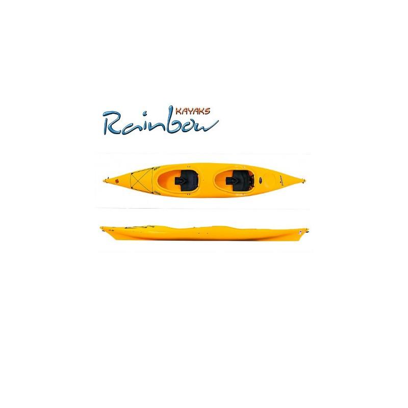 Kayak da mare Rainbow OASIS TWIN MAX BASE