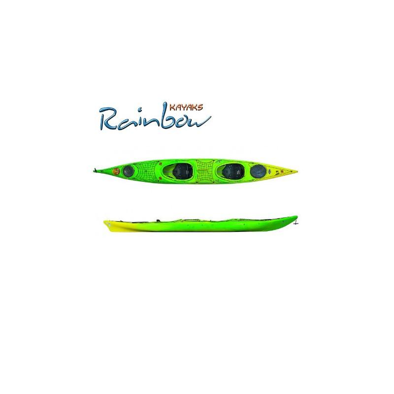 Kayak da mare Rainbow ATLANTIS EXPEDITION