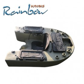 Kayak da pesca Rainbow HARD BELLY Versione BASE