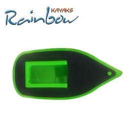 Kayak da pesca Rainbow LIVEWELL