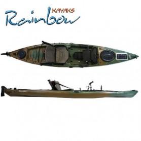 Kayak da pesca Rainbow KOI