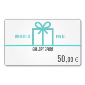 GIFT CARD VALORE 50 EURO