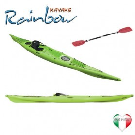 Kayak Rainbow VULCANO 4.60 EXPEDITION + pagaia