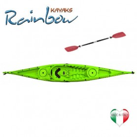 Kayak Rainbow VULCANO 4.60 BASE + pagaia