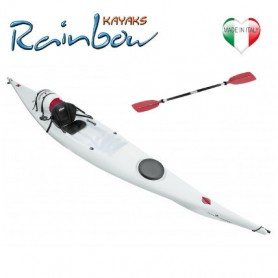 Kayak Rainbow VULCANO 4.25 EXPEDITION + pagaia