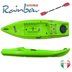Kayak Rainbow FUNNY NEW EXPEDITION + pagaia