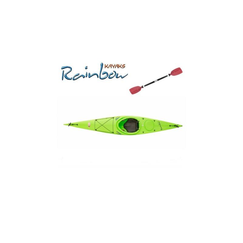 Kayak da mare Rainbow OASIS YOUNG 3.50 BASE