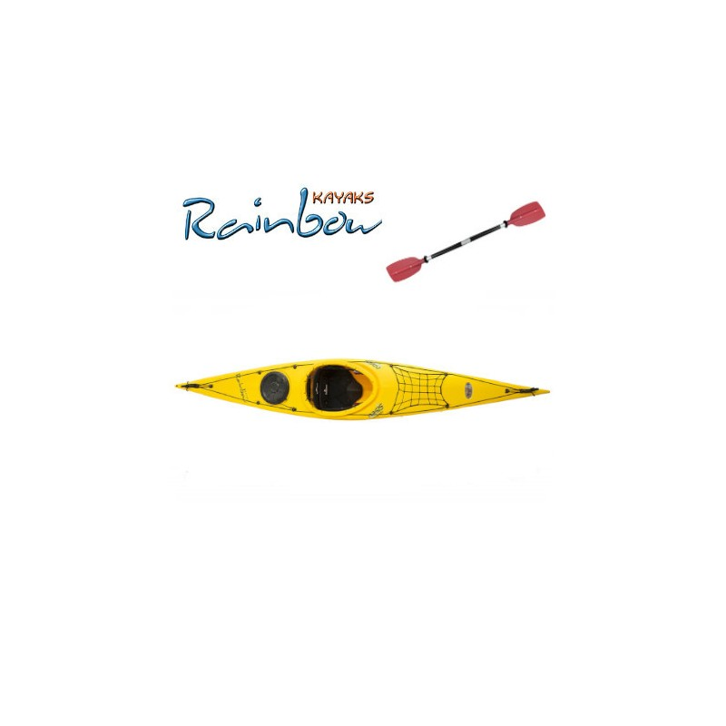 Kayak da mare Rainbow OASIS YOUNG 3.50 EXPEDITION