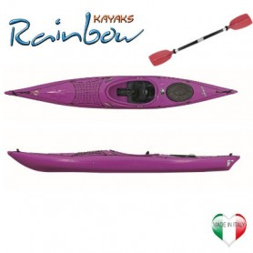 Kayak mare Rainbow OASIS 3.90 EXPEDITION + pagaia