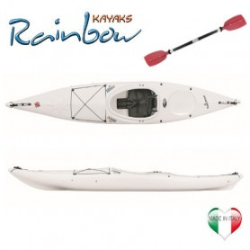 Kayak Mare Rainbow OASIS 3.90 BASE + pagaia