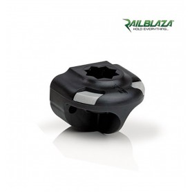 Supporto per superfici verticali Railblaza sideport black