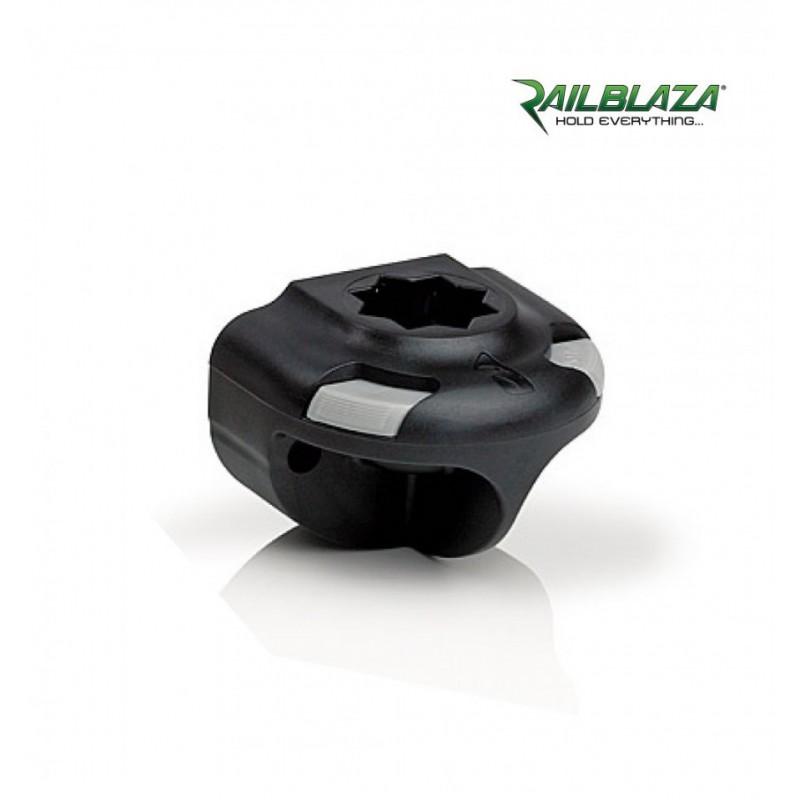 Supporto per superfici verticali Railblaza sideport black