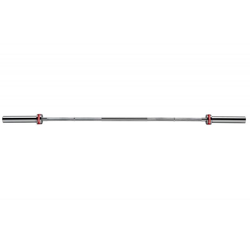 Bilanciere olimpionico Competizione 220 cm - Carico max 1000 Kg - Ø 50 mm Diamond professional