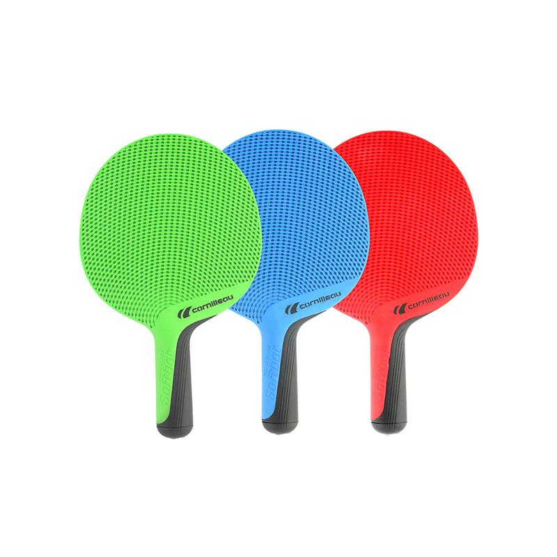 Racchetta ping pong Soft Bat Cornilleau da esterno