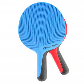 Kit 2 Racchette ping pong Soft Bat Cornilleau da esterno