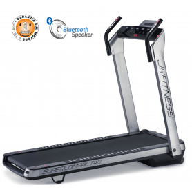 Tapis Roulant JK Fitness SUPERCOMPACT48 Silver(in arrivo 28 dicembre)