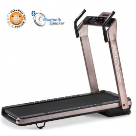 Tapis Roulant JK Fitness SUPERCOMPACT48 Pink(in arrivo 18 dicembre)