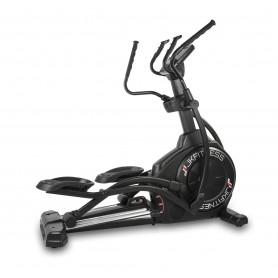 Ellittica JK Fitness JK 429 - peso volano 20 kg - elettromagnetica