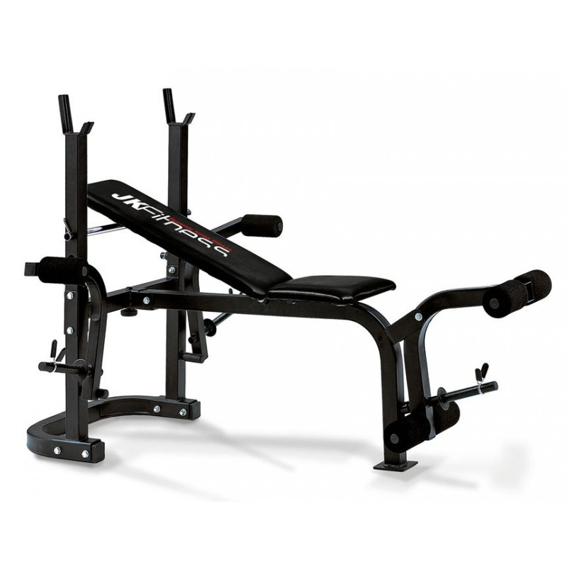 Panca regolabile Jk Fitness Jk 6060