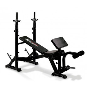 Panca regolabile Jk Fitness Jk 6070