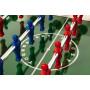 Calciobalilla Fas TOURNAMENT rosso - aste passanti