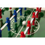 Calciobalilla Fas TOURNAMENT grigio - aste passanti