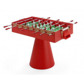 Calciobalilla Fas CICLOPE rosso - aste passanti