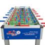 Calciobalilla Roberto Sport COLLEGE 4x4 Blu - aste rientranti