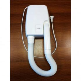 Asciugacapelli automatico con tubo flessibile