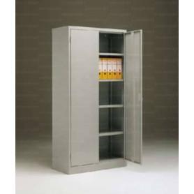 Armadio porta attrezzi con 4 ripiani  200x100x45 cm