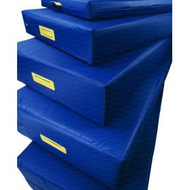 Materasso densità 18 fondo antiscivolo 200x100x40 cm