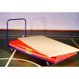 Carrello trasporto materassi smontato 200x100 cm