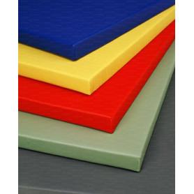 Tatami judo densità 250 kg/mc fondo liscio 200x100x4