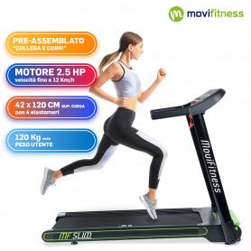 Tapis Roulant Movi fitness Slim