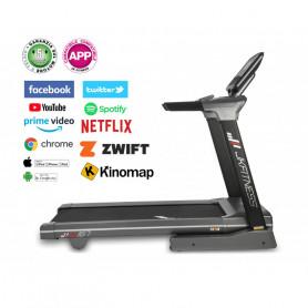 Tapis roulant JK Fitness JK 167 - compatibile ZWIFT e KINOMAP