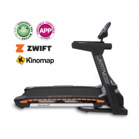Tapis roulant  JK Fitness Wave deck T5-compatibile ZWIFT e KINOMAP