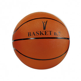 PALLONE BASKET GOMMA NYLON regolamentare NEW MODEL