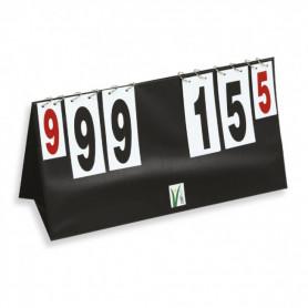 SEGNAPUNTI  da tavolo a schede da 0 a 999