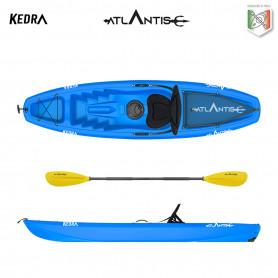 Kayak - canoa Atlantis KEDRA EVOLUTION blu cm 268 - seggiolino