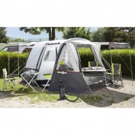 Tenda Globetrotter 4 AIRtech Brunner