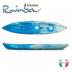 Kayak 2/3 posti Rainbow ORCA BASE