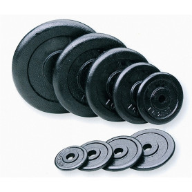 DISCO GHISA Kg. 1 Ex3me fitness foro 25 mm
