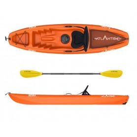 Kayak - canoa Atlantis KEDRA EVOLUTION arancio cm 268 -