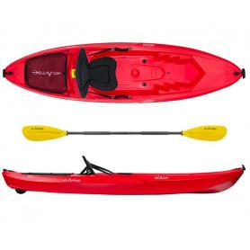 Kayak - canoa Atlantis OCEAN EVOLUTION rossa cm 266 -
