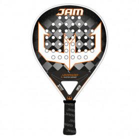 Racchetta Jam Leopard - bianco/arancio