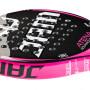Racchetta Jam Atena - nero/rosa opaco