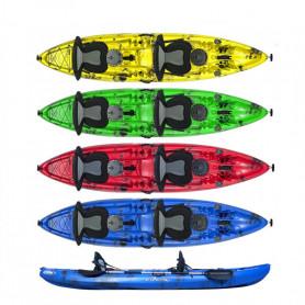Kayak - canoa 2 posti Atlantis ENTERPRISE EVOLUTION cm 385 - 2