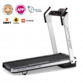 Tapis Roulant JK Fitness SUPERCOMPACT48 White 2021 compatibile