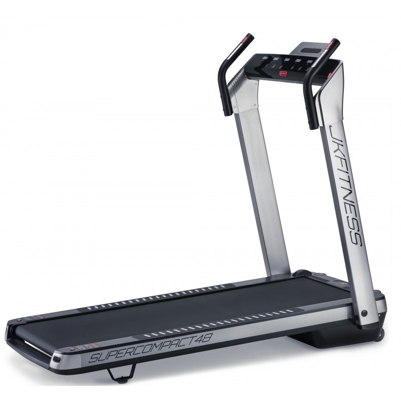 Tapis Roulant JK Fitness SUPERCOMPACT48 Silver